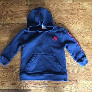 Carhartt pullover hooded sweatshirt